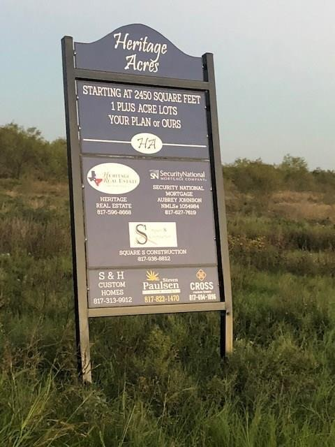 Lot 22 Buddy Court, Millsap, TX 76066 (MLS #13961887) :: Steve Grant Real Estate