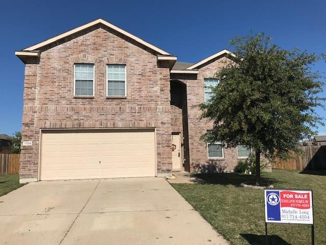 1709 Grassy View Drive, Fort Worth, TX 76177 (MLS #13962096) :: RE/MAX Town & Country