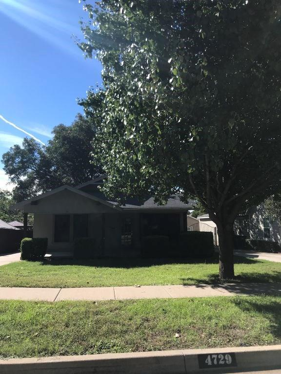 4729 Birchman Avenue, Fort Worth, TX 76107 (MLS #13963611) :: The Real Estate Station
