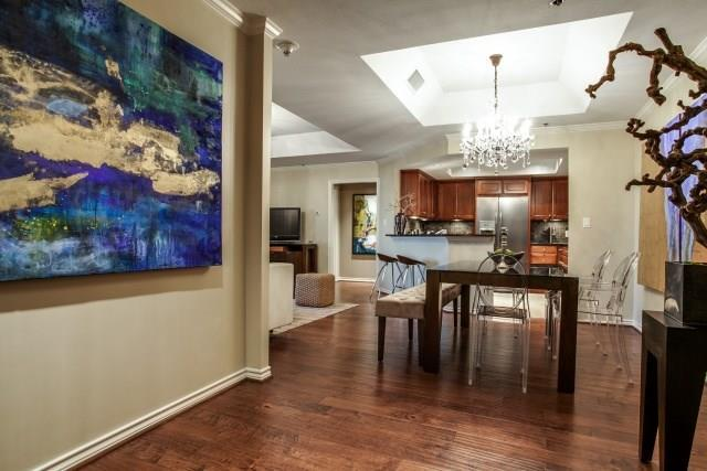5909 Luther Lane #1604, Dallas, TX 75225 (MLS #13965608) :: Robbins Real Estate Group