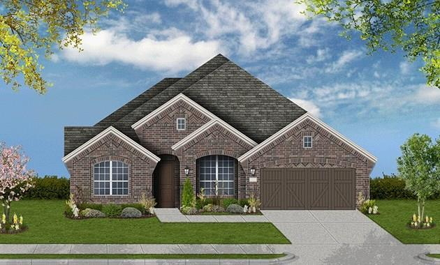 1116 10th, Argyle, TX 76226 (MLS #13966844) :: The Real Estate Station