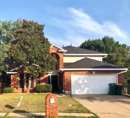 2074 Rushmore Court, Lewisville, TX 75067 (MLS #13967372) :: RE/MAX Town & Country