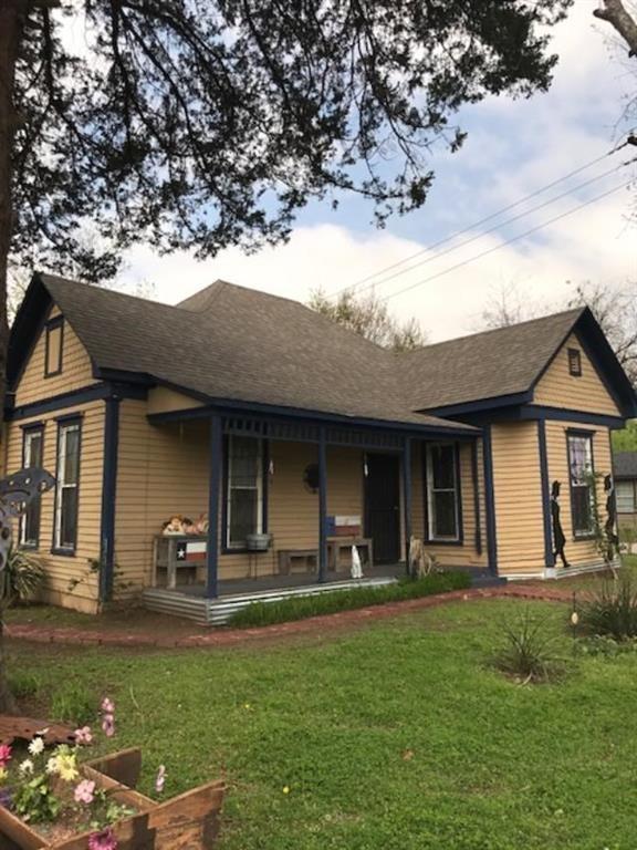 507 N Wilhite Street, Cleburne, TX 76031 (MLS #13967489) :: RE/MAX Pinnacle Group REALTORS