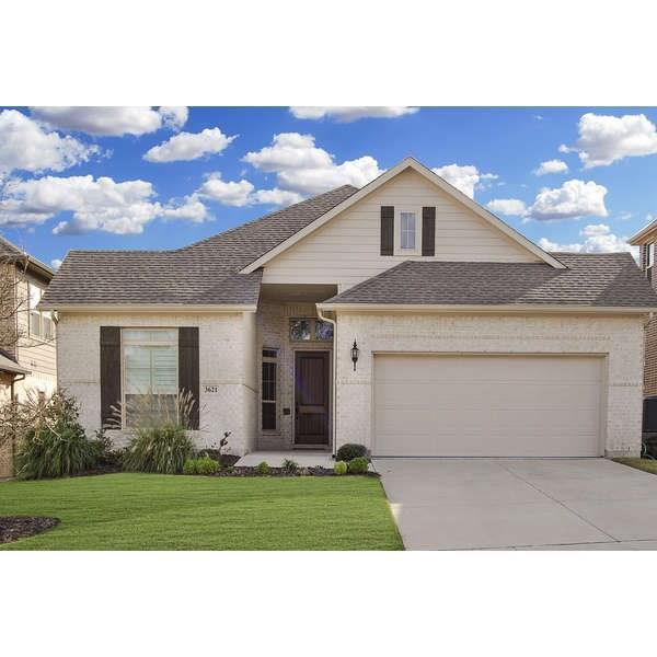 3621 Walden Drive, Mckinney, TX 75071 (MLS #13967633) :: The Chad Smith Team