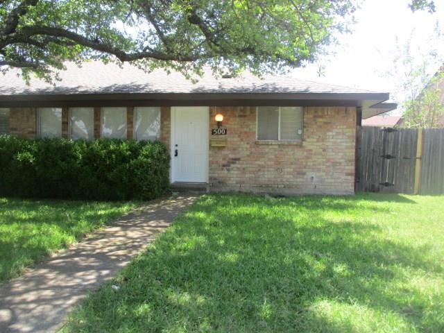 500 Towne House Lane, Richardson, TX 75081 (MLS #13968691) :: Vibrant Real Estate