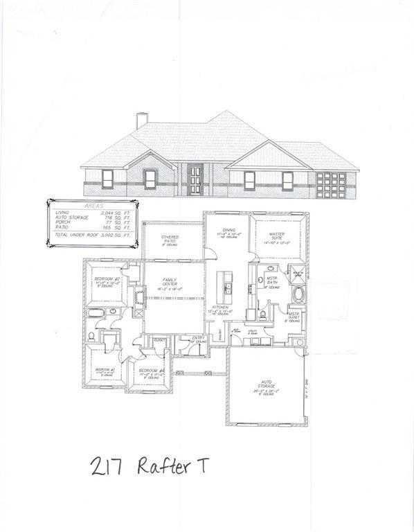 217 Rafter Drive, Tuscola, TX 79562 (MLS #13970045) :: The Tonya Harbin Team