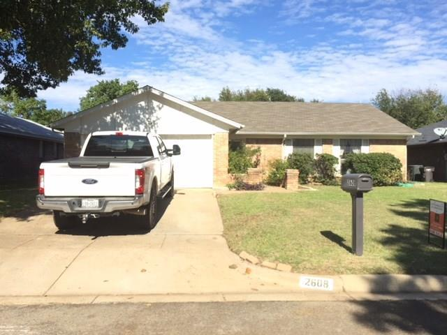 2608 Highlawn Terrace, Fort Worth, TX 76133 (MLS #13970293) :: RE/MAX Town & Country