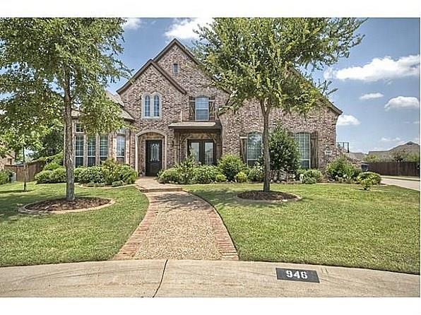 946 Excalibur Drive, Highland Village, TX 75077 (MLS #13970699) :: Baldree Home Team