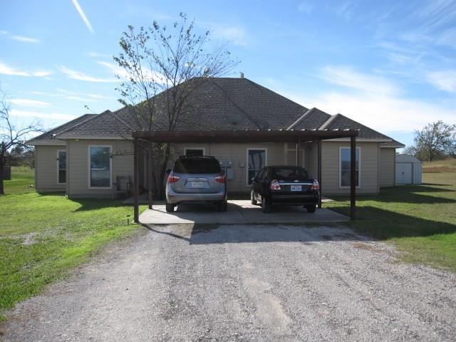 124 Collett Court, Weatherford, TX 76088 (MLS #13971919) :: The Gleva Team