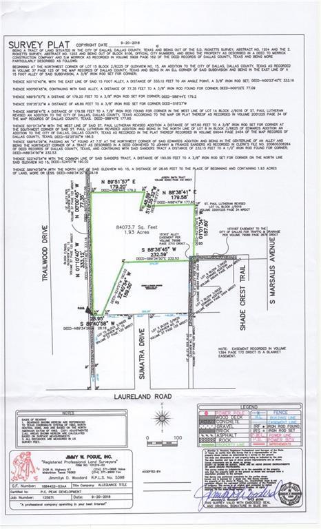 1 Marsalis Avenue, Dallas, TX 75241 (MLS #13972500) :: Van Poole Properties Group