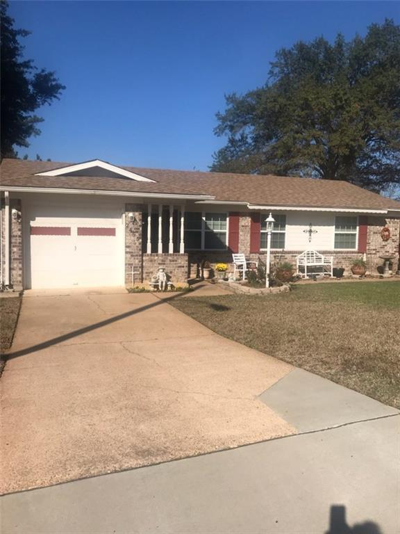 2455 Kessler Drive, Paris, TX 75460 (MLS #13973019) :: The Mitchell Group