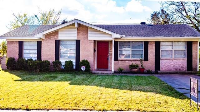 821 Bluebonnet Lane, Mesquite, TX 75149 (MLS #13974033) :: Magnolia Realty