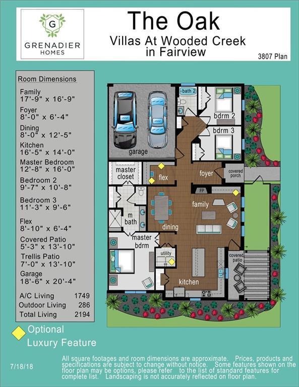 419 Lavender Lane, Fairview, TX 75069 (MLS #13974058) :: Team Hodnett