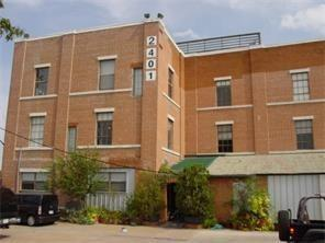 2401 S Ervay Street #203, Dallas, TX 75215 (MLS #13974802) :: The Rhodes Team