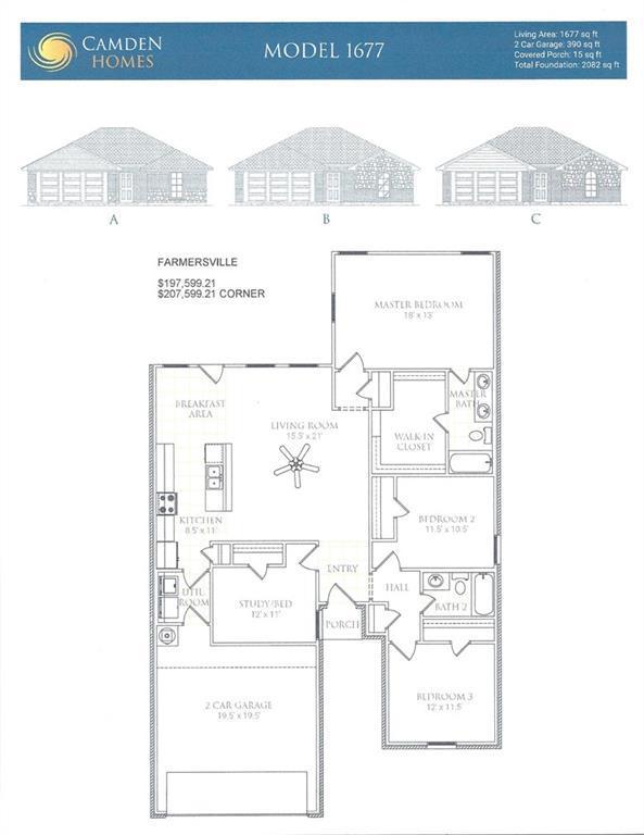 107 New Haven Street, Farmersville, TX 75442 (MLS #13974868) :: Kimberly Davis & Associates