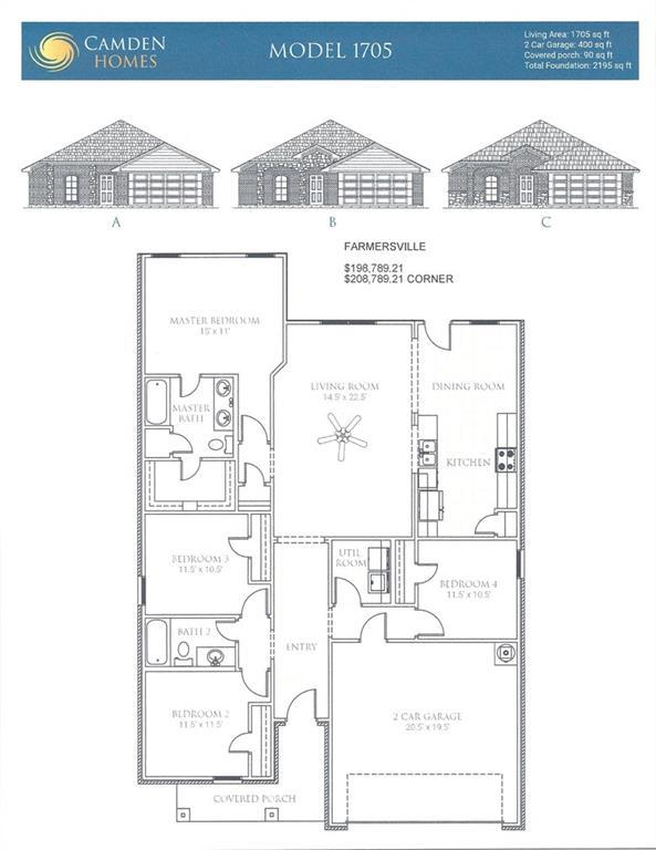 108 New Haven Street, Farmersville, TX 75442 (MLS #13974901) :: Kimberly Davis & Associates