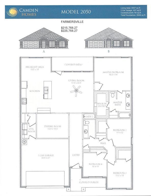 110 New Haven Boulevard, Farmersville, TX 75442 (MLS #13974916) :: Kimberly Davis & Associates