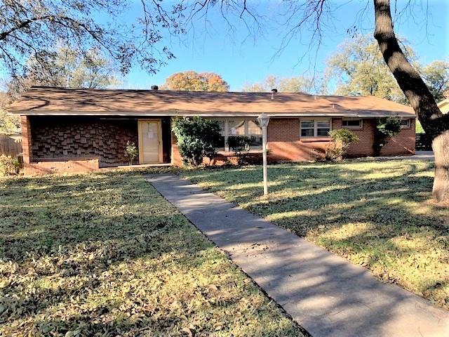 1410 Sylvan Drive, Abilene, TX 79605 (MLS #13976080) :: RE/MAX Town & Country