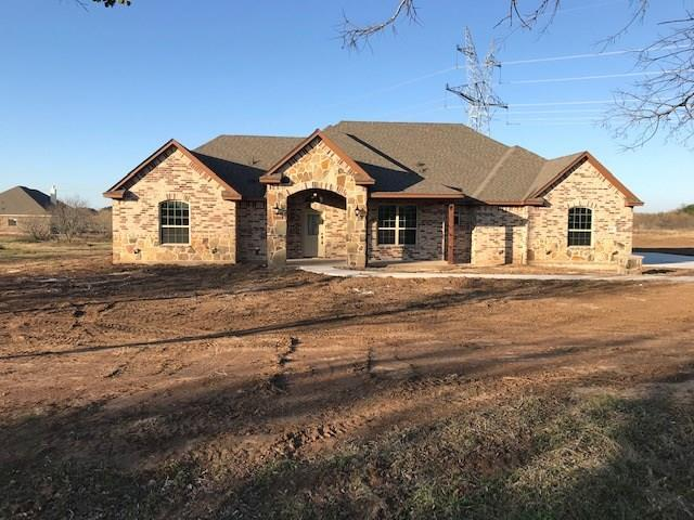 809 Dill Road, Weatherford, TX 76085 (MLS #13976185) :: Magnolia Realty
