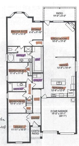 6713 Cambridge Drive, North Richland Hills, TX 76180 (MLS #13976880) :: Potts Realty Group