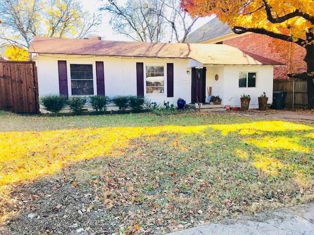4210 Bonham Street, Dallas, TX 75229 (MLS #13977368) :: Robbins Real Estate Group