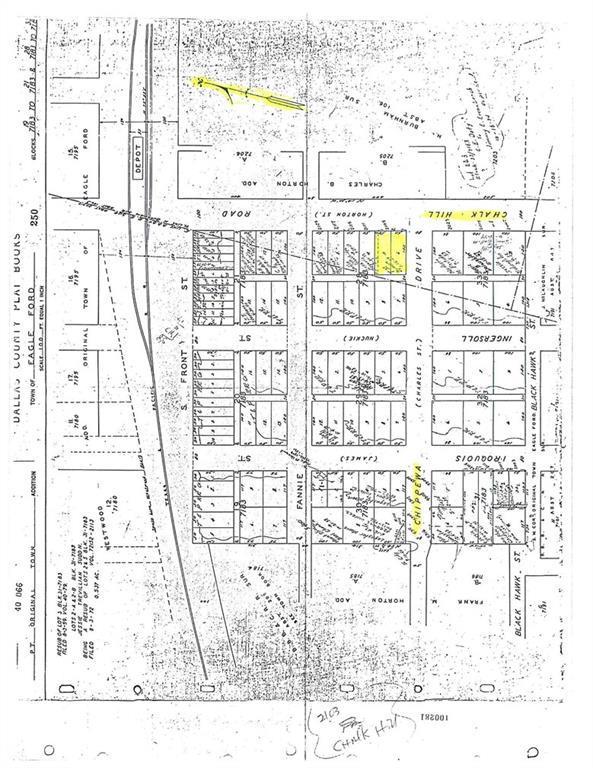 2103 Chalk Hill Road, Dallas, TX 75212 (MLS #13979601) :: The Heyl Group at Keller Williams
