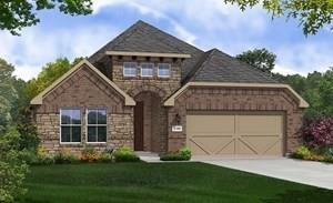 6108 Meandering Creek Drive, Denton, TX 76226 (MLS #13982036) :: Real Estate By Design