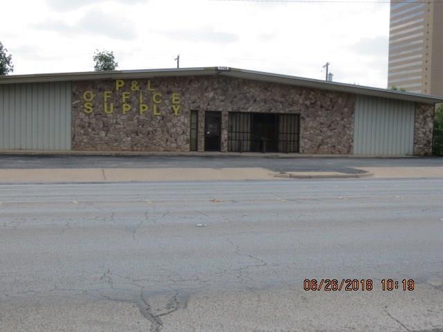 321 Butternut, Abilene, TX 79602 (MLS #13982926) :: The Chad Smith Team