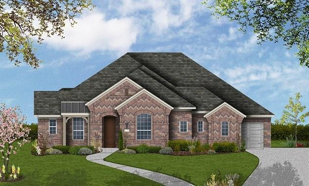 1201 Treeline, Argyle, TX 76226 (MLS #13985471) :: Real Estate By Design