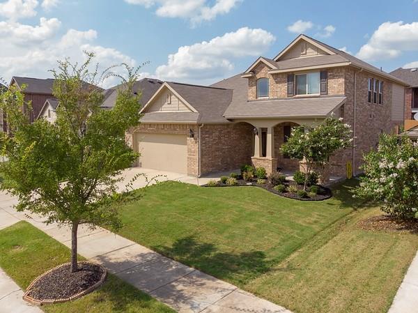 16421 Amistad Avenue, Prosper, TX 75078 (MLS #13986843) :: Real Estate By Design