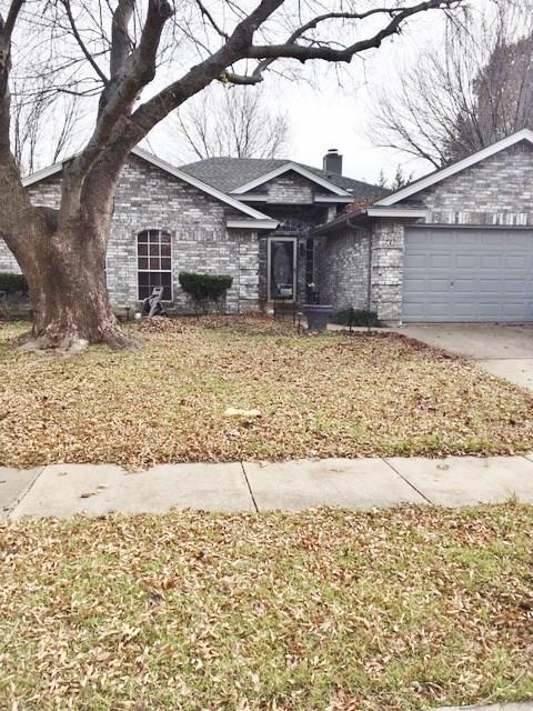 229 Dodge Trail, Keller, TX 76248 (MLS #13987795) :: The Hornburg Real Estate Group