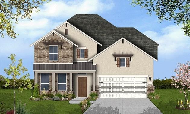 421 Lake Livingston, Mckinney, TX 75071 (MLS #13988236) :: Kimberly Davis & Associates