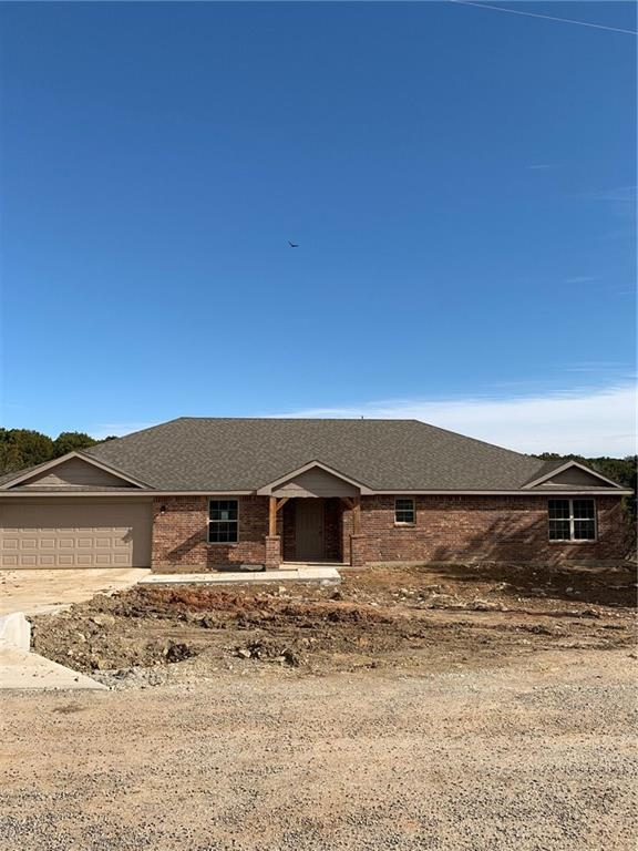 4005 Ponca Drive, Granbury, TX 76048 (MLS #13990604) :: The Real Estate Station