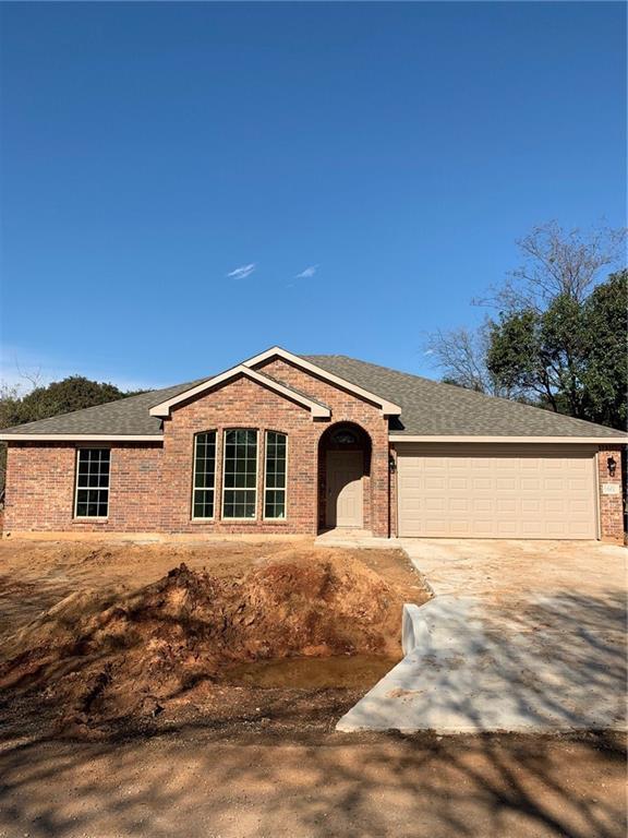 1600 Cheyenne Trail, Granbury, TX 76048 (MLS #13990614) :: The Real Estate Station