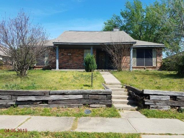 1541 Autumn Breeze Lane, Lewisville, TX 75077 (MLS #13992165) :: Hargrove Realty Group