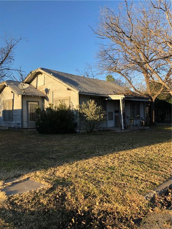 1509 Avenue J, Brownwood, TX 76801 (MLS #13992739) :: The Real Estate Station