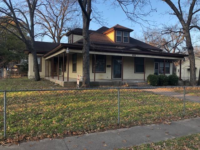 408 W Decatur Street, Ennis, TX 75119 (MLS #13995773) :: RE/MAX Landmark
