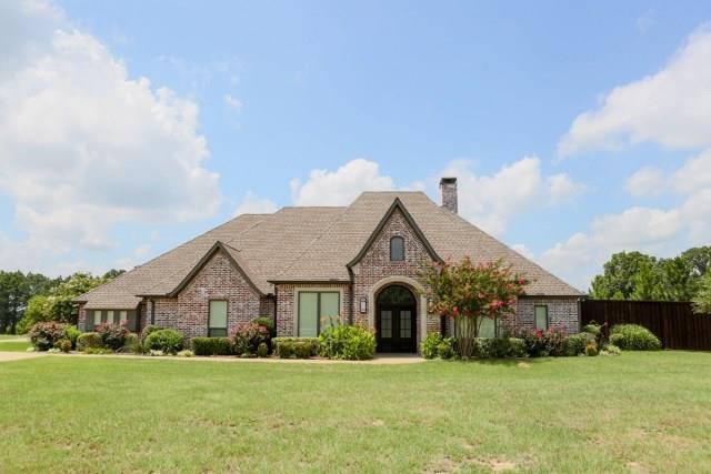5200 Lago Vista Drive, Athens, TX 75752 (MLS #13996182) :: The Real Estate Station