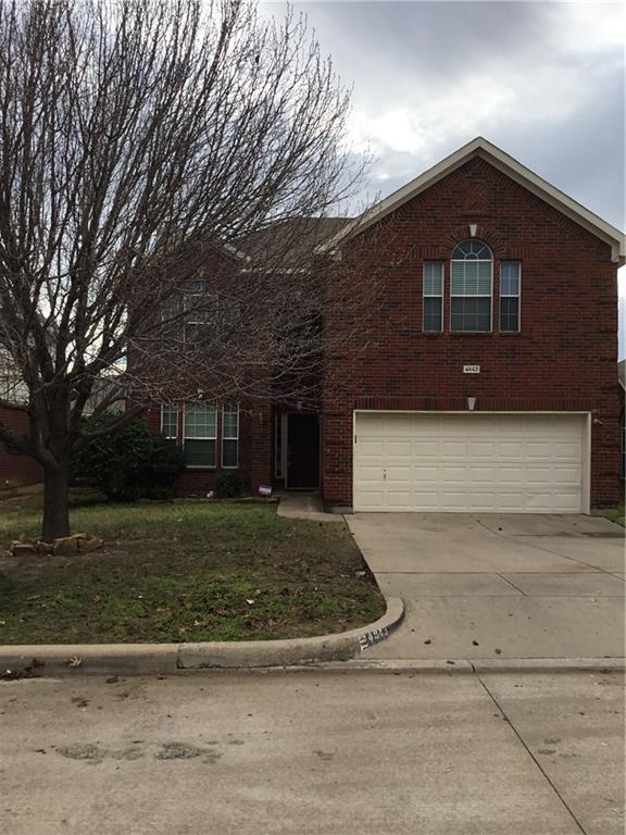 4943 Sunset Ridge Drive, Fort Worth, TX 76123 (MLS #13997797) :: RE/MAX Landmark