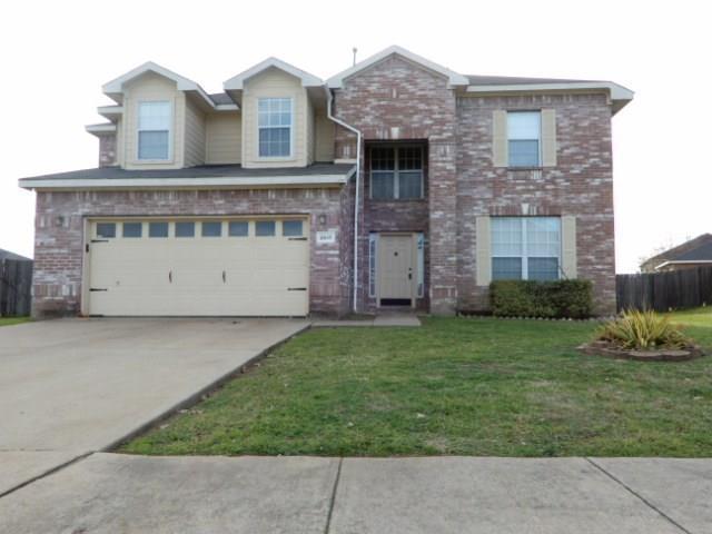 2617 Ridgeoak Trail, Mansfield, TX 76063 (MLS #13998493) :: The Tierny Jordan Network