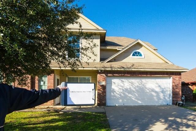 413 Meadow Ridge Avenue, Venus, TX 76084 (MLS #13998690) :: The Holman Group