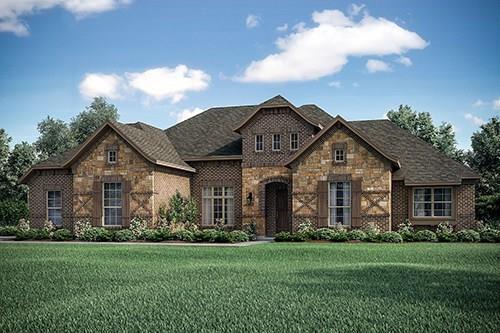 4109 Crosswind Street, Burleson, TX 76028 (MLS #14001108) :: The Mitchell Group