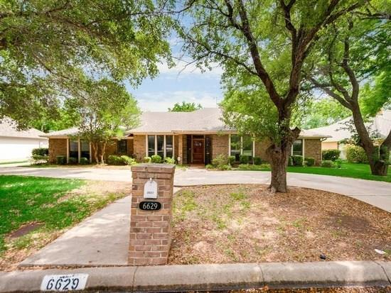 6629 Meadows West Drive S, Fort Worth, TX 76132 (MLS #14002400) :: Potts Realty Group