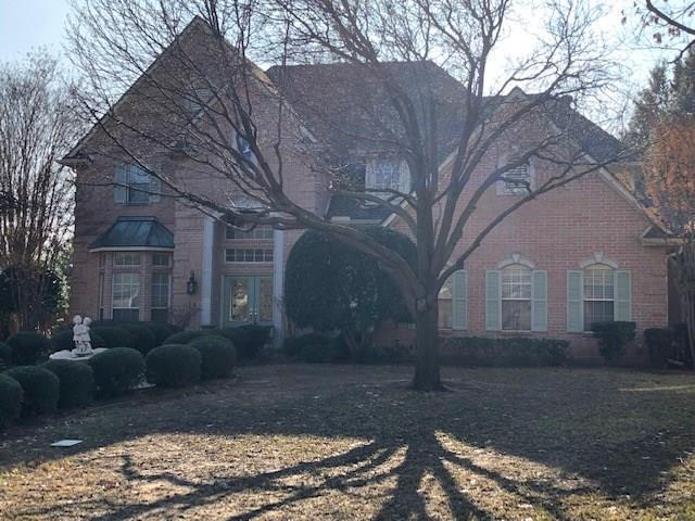3115 Woodland Heights Circle, Colleyville, TX 76034 (MLS #14002424) :: The Tierny Jordan Network
