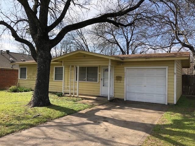 802 N East Street, Arlington, TX 76011 (MLS #14003559) :: The Mitchell Group