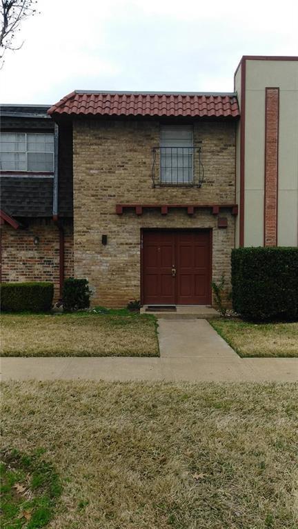 1823 E Grauwyler Q-198, Irving, TX 75061 (MLS #14004051) :: Kimberly Davis & Associates