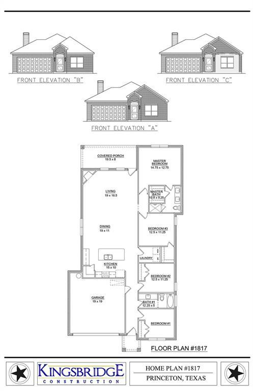 TBD Teakwood Drive, Princeton, TX 75407 (MLS #14004120) :: RE/MAX Town & Country