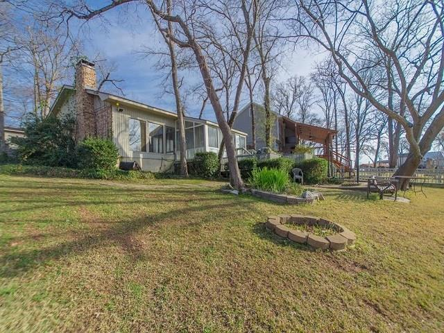 135 Camino Robles Street, Gun Barrel City, TX 75156 (MLS #14004584) :: Robbins Real Estate Group