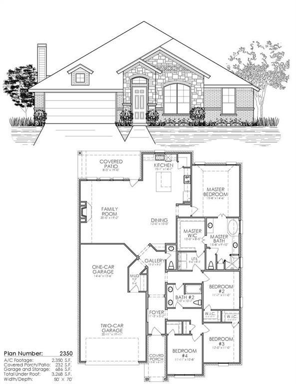 6804 Fire Dance Drive, Benbrook, TX 76126 (MLS #14005860) :: Potts Realty Group