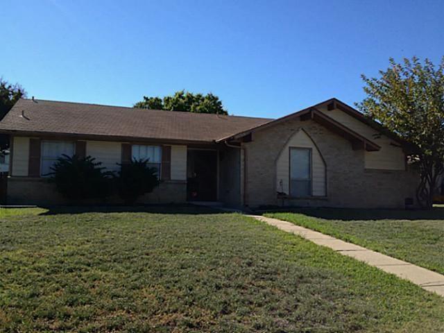 1650 Glenhill Lane, Lewisville, TX 75077 (MLS #14006736) :: Real Estate By Design